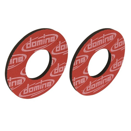 Couple of red grip rings (Domino)