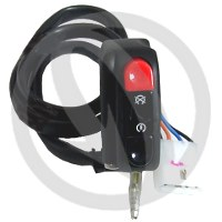 Domino right road / offroad motorcycle electric switch