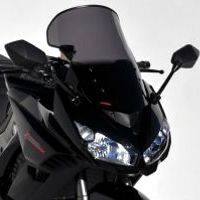 High protection black screen for Kawasaki Z1000SX 2014 - 2016