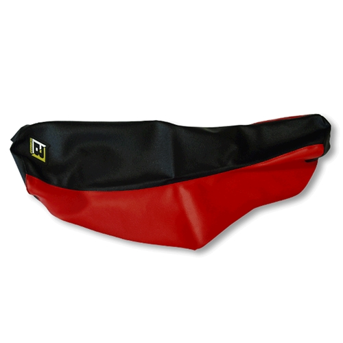 Traditional red seat cover   Blackbird Racing