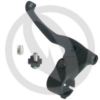 Left wire clutch lever assembly (Domino)