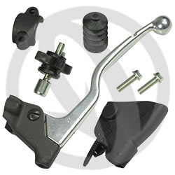 Offroad clutch lever assembly