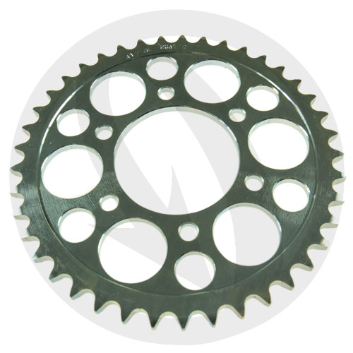 C rear sprocket - 44 teeth - pitch 525 | Chiaravalli | stock pitch