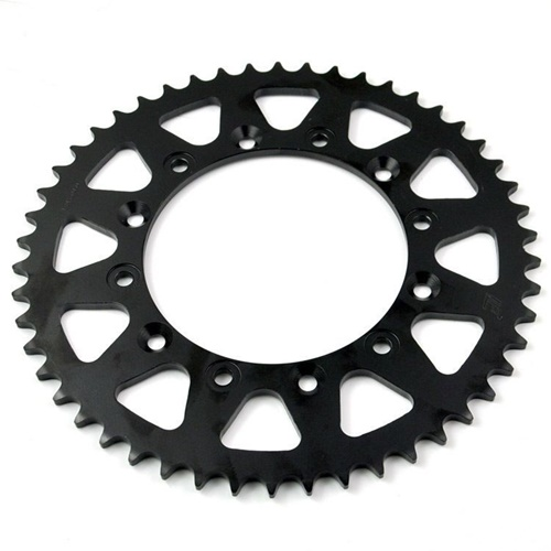 EMD rear sprocket - 49 teeth - pitch 520 | Chiaravalli | racing pitch
