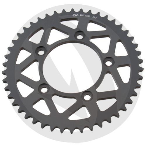 EMD rear sprocket - 37 teeth - pitch 520 | Chiaravalli | stock pitch