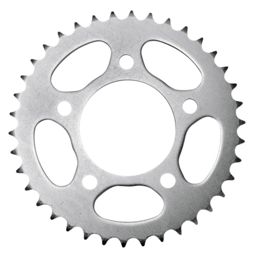 THF Chiaravalli rear sprocket - 38 teeth - pitch 525 (stock pitch)