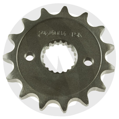 K front sprocket - 15 teeth - pitch 428 | Chiaravalli | racing pitch
