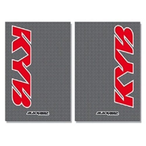 Kit adesivi steli forcella Kayaba (sx + dx) Blackbird Racing