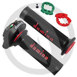 Domino Italy road racing throttle