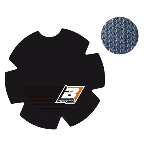 Clutch crankcase guard sticker | Blackbird Racing