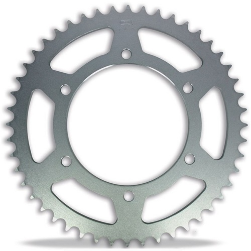 C rear sprocket - 53 teeth - pitch 428 | Chiaravalli | stock pitch