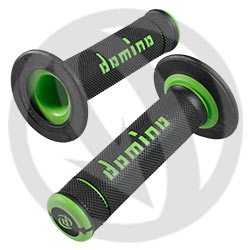Couple of black / green X-treme grips (Domino)