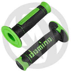 Couple of DSH black / green grips (Domino)