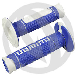 Couple of DSH blue / white grips (Domino)