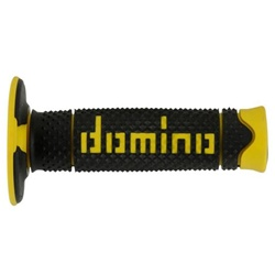 Couple of DSH black / yellow grips (Domino)