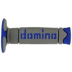 Couple of DSH grey / blue grips (Domino)