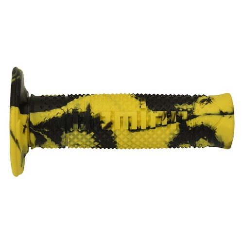 Couple of Snake yellow / black grips (Domino)
