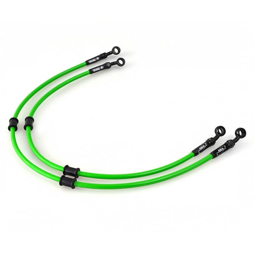 Clutch hoses kit (C - green)