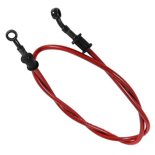 Clutch hoses kit (C - red)