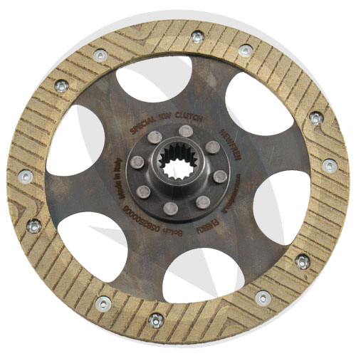 Special single-disc dry clutch