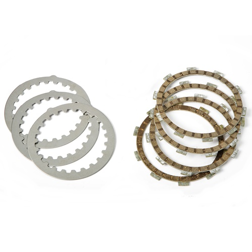 Kit of performance drive / driven clutch discs