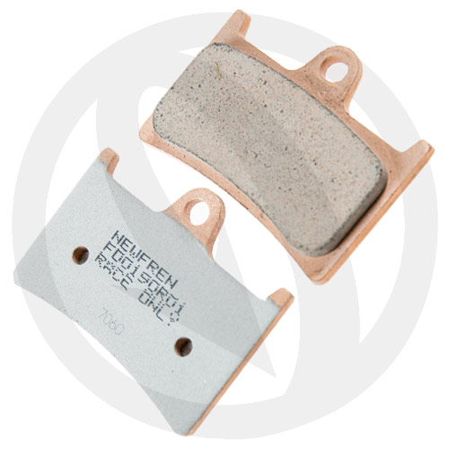 Couple of Newfren Road Race Sinter R01 brake pads (front)