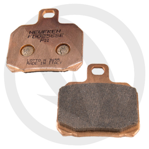 Couple of Newfren Scooter Elite Organic SE brake pads (rear)