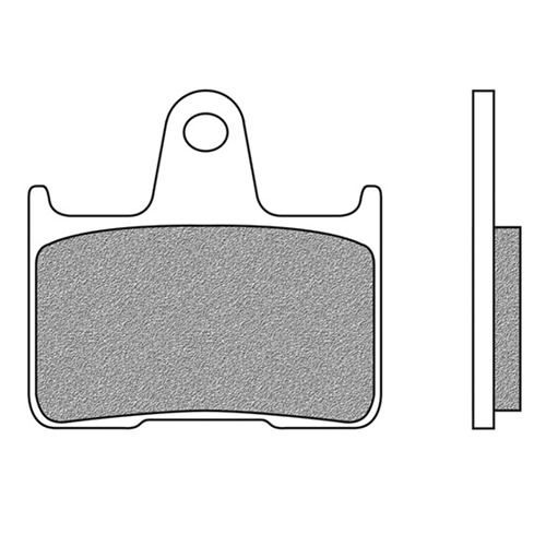 Couple of Road Touring Sinter TS brake pads (rear)