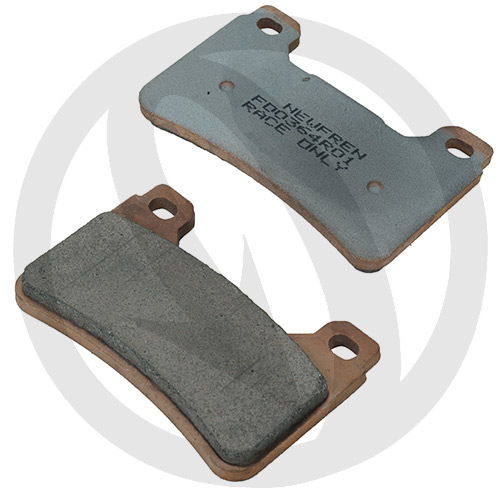 Couple of Road Race Sinter R01 brake pads (front)