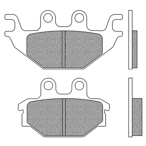 Couple of Newfren Road Touring Sinter TS brake pads (rear)