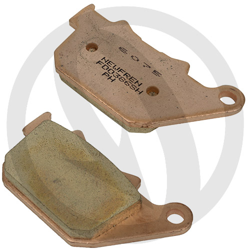 Couple of Road HD Sinter SH brake pads (rear)