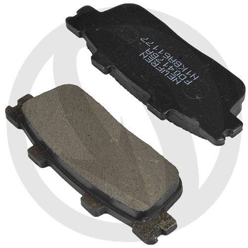 Couple of Scooter Active Organic BA brake pads (rear)