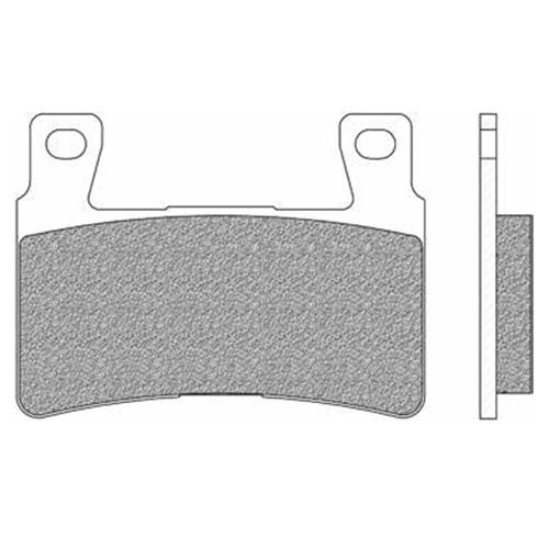 Couple of Newfren Road HD Sinter SH brake pads (front)