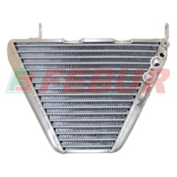 Increased oil cooler