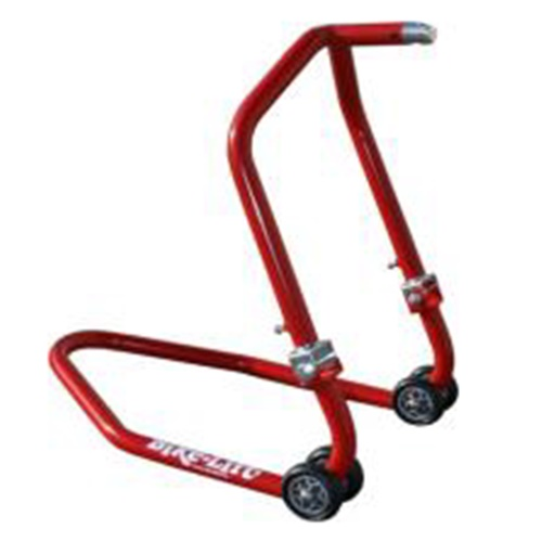 Pliable front stand without pins | Bike-Lift