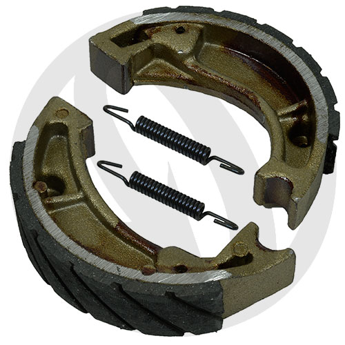 Couple of FTR brake shoes (front)