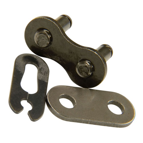 Spare black CL clip link 428SB chain | RK