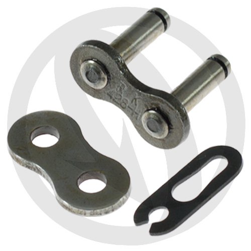 Spare black CL clip-link for 428H RK chain