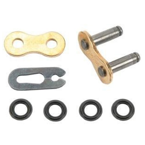 Spare gold CL clip-link for GB520MXU RK chain