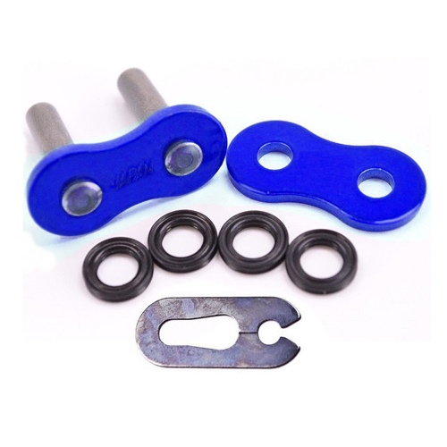 Spare blue CL clip link BB520XSO chain | RK