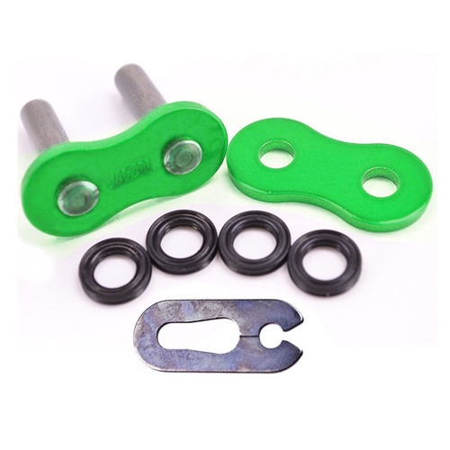 Spare green CL clip link MM520XSO chain | RK