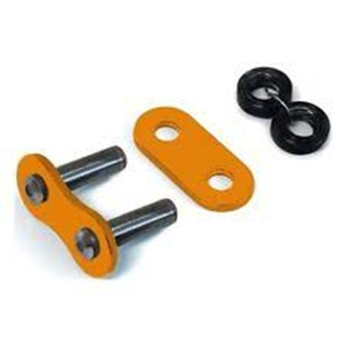 Spare orange CLF pin link DD520XSO chain | RK