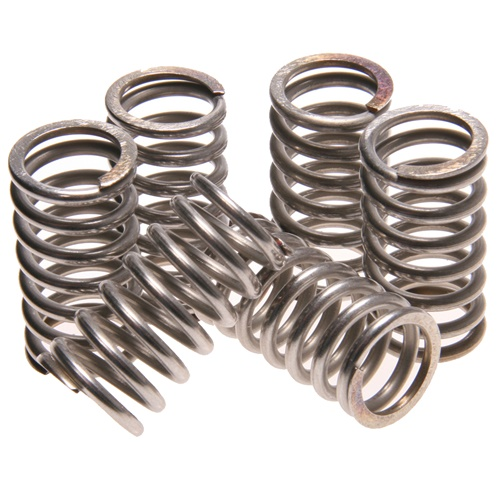 Set of up-graded clutch springs