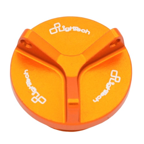 Orange oil filler cap (Y type) (Lightech)