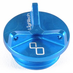 Cobalt oil filler cap (Y type) (Lightech)
