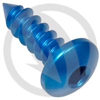 PAC2 screw - cobalt ergal 7075 T6 - 5.5 x 19 | Lightech