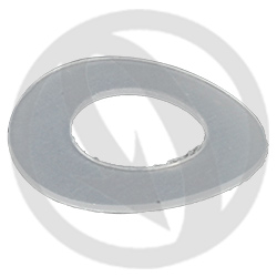 RP washer - nylon - M8 (Lightech)