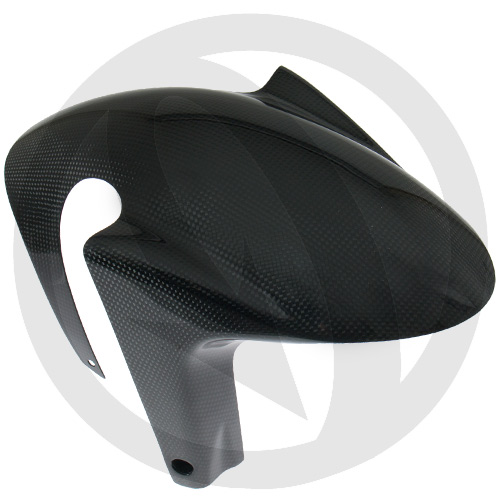 Front mudguard (glossy carbon)