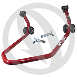 Extra low rear stand (Bike Lift)
