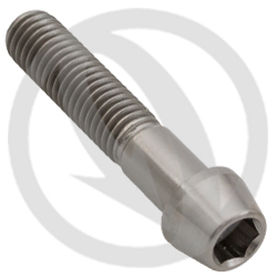 T001 screw - titanium grade 5 - M8 x 40 (Lightech)
